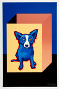 Prints & Multiples, George Rodrigue (1944-2013). Untitled, early 21st century. Serigraph in colors on wove paper. 34 x 23 inches (86.4 x 58....