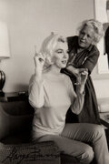 Photographs, George Barris (American, 1928). Marilyn Monroe (from The Last Photos), 1962. Gelatin silver, printed 1987. 6-1/2 x 4-3/8...