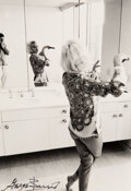 Photographs, George Barris (American, 1928). Marilyn Monroe Dancing at Home (from The Last Photos), 1962. Gelatin silver, printed lat...