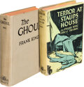 Books:Mystery & Detective Fiction, Frank King. Lot of Two First Editions. New York: Watt, 1929. ... (Total: 2 Items)