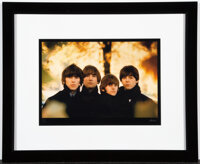 Beatles For Sale Photo Print Signed by Photographer