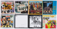 The Beatles Assortment of Eight Puzzles Still Sealed (8) (Apple Corps Ltd.1990's, 2000's)