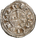 France:Toulouse, France: Toulouse. Raymond V-VII 3-Piece Lot of Certified Obols ND (1148-1249) NGC,... (Total: 3 coins)