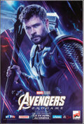 """Movie Posters:Action, Avengers: Endgame (Walt Disney Studios, 2019). Rolled, Very Fine+. French Grandes (2) (46.5"""" X 69"""") DS Advance, Thor & Capta... (Total: 2 Items)"""