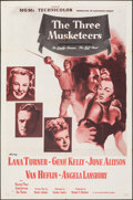 """Movie Posters:Swashbuckler, The Three Musketeers & Other Lot (MGM, R-1956). Folded, Fine+. One Sheets (2) (27"""" X 41""""). Swashbuckler.. ... (Total: 2 Items)"""