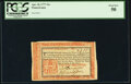 Colonial Notes:Pennsylvania, Pennsylvania April 10, 1777 12 Shillings Red and Black Fr. PA-220b PCGS About New 50.. ...