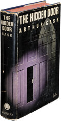Books:Mystery & Detective Fiction, Arthur Gask. The Hidden Door. New York: Macaulay, [copyright date effaced]....