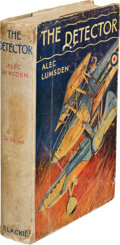 Books:Mystery & Detective Fiction, Alec Lumsden. The Detector. London and Glasgow: Blackie & Son Ltd., 1937. First edition....