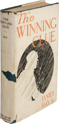Books:Mystery & Detective Fiction, James Hay Jr. The Winning Clue. New York: Dodd, Mead & Co., 1919. First edition....
