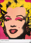 """Movie Posters:Miscellaneous, Marilyn Monroe by Andy Warhol (Import Images, 2004). Rolled, Very Fine+. Poster (38.5"""" X 53.5""""). Miscellaneous.. ..."""