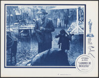 """The Bicycle Thieves (MGM, 1950). Very Fine. International Lobby Card (11"""" X 14""""). Foreign"""