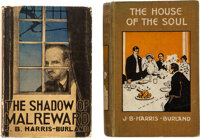 Whitman Chambers. A Set of 8 Whitman Chambers Mysteries. New York: Various Publishers, 1933-1942. First Editions