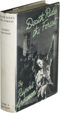 Books:Mystery & Detective Fiction, Rupert Grayson. Death Rides the Forest. London: Nash & Grayson, [1931]. First Edition....