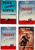 Books:Mystery & Detective Fiction, F. G. Presnell. Set of Four F.G. Presnell Mysteries. New York: M.S. Mill Co. and William Morrow & Company, 1939-1951. Includ... (Total: 4 Items)