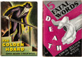 Books:Mystery & Detective Fiction, Edwin Balmer and Philip Wylie. Pair of Balmer and Wylie Mysteries. New York: Frederick A. Stokes Co.; Ray Long & Richard R. ... (Total: 2 Items)