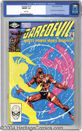 Modern Age (1980-Present):Superhero, Daredevil Group (Marvel, 1982-88) Condition: Average NM/MT 9.8. Allcomics in this group are CGC NM/MT 9.8 with White pages ... (Total:8 Comic Books Item)