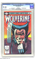 Modern Age (1980-Present):Superhero, Wolverine (limited series) Group (Marvel, 1982) Condition: CGCAverage NM/MT 9.8. The complete Wolverine solo miniseries...(Total: 4 Comic Books Item)