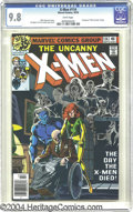 Bronze Age (1970-1979):Superhero, X-Men #114 (Marvel, 1978) CGC NM/MT 9.8 White pages. Oh baby, isthis a gorgeous copy; it's the only 9.8 that CGC has certif...