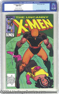 "Modern Age (1980-Present):Superhero, X-Men #177 (Marvel, 1984) CGC MT 10.0 Off-white to white pages.""Gem Mint"" copy. The art is by both John Romitas - Senior..."