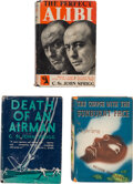Books:Mystery & Detective Fiction, C. St. John Sprigg. Set of Three C. St. John Sprigg Mysteries. London and Garden City: Various Publishers, 1934-1935. First ... (Total: 3 Items)