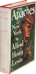 Books:Mystery & Detective Fiction, Alfred Henry Lewis. The Apaches of New York. New York: G. W. Dillingham Co., [1912]. First edition....