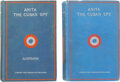 Books:Mystery & Detective Fiction, Gilson Willets. Two Copies of Anita, The Cuban Spy. London and New York: F. Tennyson Neely, 1896. First Editions.... (Total: 2 )