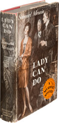 Books:Mystery & Detective Fiction, Samuel Merwin [Sr]. Lady Can Do. Boston and New York: Houghton Mifflin Co., 1929. First edition....