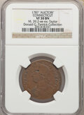 1787 Connecticut Copper, AUCIORI, MS, BN 30 NGC