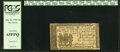 Colonial Notes:New Jersey, New Jersey June 22, 1756 12 Shillings Fr. NJ-96 PCGS Gem New 65PPQ.. ...
