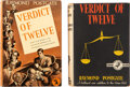 Books:Mystery & Detective Fiction, Raymond Postgate. Two copies of Verdict of Twelve. Published for The Crime Club, New York and London: Various Publis... (Total: 2 )