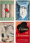 Books:Mystery & Detective Fiction, C. H. B. Kitchin. Set of Four C.H.B Kitchin Mysteries. New York and London: Harcourt, Brace and Company and Secker & Warburg... (Total: 4 Items)