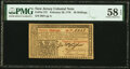 Colonial Notes:New Jersey, New Jersey February 20, 1776 30 Shillings Fr. NJ-173 PMG Choice About Uncirculated 58 EPQ.. ...