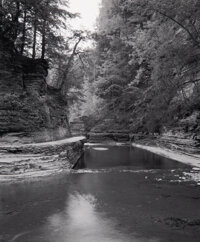 Lawrence Beck (American, b. 1962) Untitled (Riverbed), 2005 Gelatin silver 9-5/8 x 7-7/8 inches (24.4 x 20.0 cm) Sig
