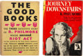 Books:Mystery & Detective Fiction, R. Philmore. Pair of C.J. Swan Mysteries. Garden City and London: Doubleday, Doran & Co., Inc.; Victor Gollancz, 1934-1936. ... (Total: 2 Items)