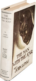 Books:Mystery & Detective Fiction, John Lomas. The Man with the Scar. Boston and New York: Houghton Mifflin Co., 1926. First edition....