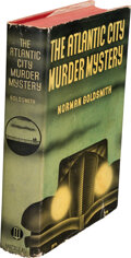 Books:Mystery & Detective Fiction, Norman Goldsmith. The Atlantic City Murder Mystery. New York: Macaulay Co., [1936]. First edition....