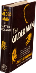 Books:Mystery & Detective Fiction, [John Dickson Carr] Carter Dickson. The Gilded Man. New York: William Morrow and Co., 1942. First edition....
