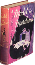 Books:Mystery & Detective Fiction, Babs Lee. A Model is Murdered. New York: Charles Scribner's Sons, 1942. First edition....