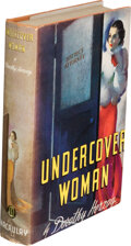 Books:Mystery & Detective Fiction, Dorothy Herzog. Undercover Woman. New York: Macaulay Co., [1937]. First edition....