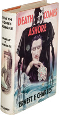 Books:Mystery & Detective Fiction, Ernest F. Charles. Death Comes Ashore. London: Thomas Nelson & Sons Ltd., 1938. First edition....