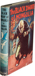 Books:Mystery & Detective Fiction, Erroll Collins. The Black Dwarf of Mongolia. London and Glasgow: Collins, [1949]....