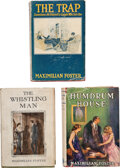 Books:Mystery & Detective Fiction, Maximilian Foster. Group of Three D. Appleton & Co. Crime Fiction Novels. New York: 1913-1924. Including two first editions.... (Total: 3 Items)