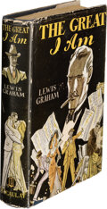 Books:Mystery & Detective Fiction, Lewis Graham. The Great I Am. New York: Macaulay Co., [1933]. First edition....