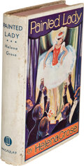 Books:Mystery & Detective Fiction, Helena Grose. Painted Lady. New York: Macaulay Co., [1933]. First edition....