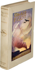 Books:Mystery & Detective Fiction, Randall Parrish. The Air Pilot. A Modern Love Story. Chicago: A.C. McClurg & Co., 1913. First edition....