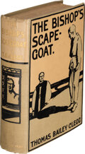 Books:Mystery & Detective Fiction, Thomas Bailey Clegg. The Bishop's Scapegoat. London and New York: John Lane, The Bodley Head, 1908. First edition....