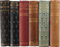 Books:Mystery & Detective Fiction, Arthur W. Marchmont. Lot of Six First Editions. London: [various publishers], 1904-1913.... (Total: 6 Items)