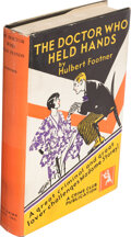 Books:Mystery & Detective Fiction, Hulbert Footner. The Doctor Who Held Hands. Garden City, Crime Club, 1929. First edition....