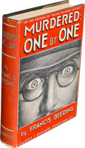 Books:Mystery & Detective Fiction, Francis Beeding. Murdered: One by One. New York: Harper, 1937. First American edition....