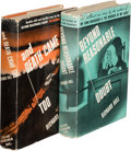 Books:Mystery & Detective Fiction, Richard Hull. Lot of Two First Editions. New York: Messner, 1941-1942. ... (Total: 2 Items)